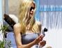 Claudia Schiffer con Cosima, scatta qualche foto ricordo della vacanza