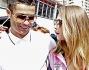 Cristiano Ronaldo e Cara Delevingne