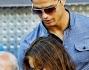 LE FOTO DI CRISTIANO ROLANDO E IRINA SHAYK ALLO STADIO