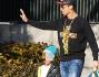 Cristiano Ronaldo con il figlio Cristiano Ronaldo Jr.