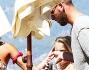 Incontri del 'terzo tipo' ad Ibiza: ecco Daniele De Rossi con la compagna Sarah Felberbaum e la figlia Olivia insieme all'ex del calciatore Tamara Pisnoli e la figlia Gaia