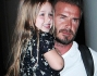 David Beckham con Harper