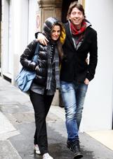 Cristina De Pin e Riccardo Montolivo shopping di lusso da Damiani: le foto
