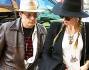 Johnny Depp fortunato non solo nel lavoro ma anche in amore: eccolo con la fidanzata Amber Heard