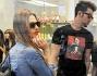 Barbara Guerra fa shopping di scarpe insieme a Devin Del Santo