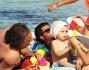 Vacanze in famiglia per Edelfa Chiara Masciotta con Roberto Cenci ed il piccolo Andrea