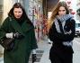 Shopping meneghino per Eleonora Pedron e l'amica