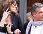 Sotto braccio (forse al contrario) Elisa Isoardi e Canio Mazzaro a Milano