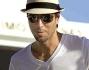 Vacanze da solo per Enrique Iglesias