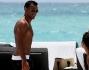 Fabio Quagliarella si diverte a Miami con Federica Gagliardi