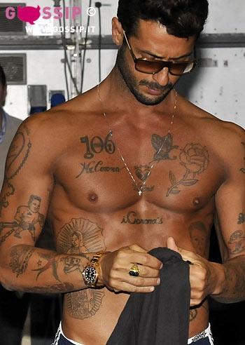 Tatuaggi  on Scarabocchi  Febbraio 2011