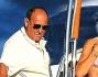 Gerry Scotti con la compagna Gabriella sullo yacht a Montecarlo