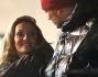 L'ex della Minetti Gue Pequeno insieme alla bella 'comica' bionda di Colorado Elena Morali