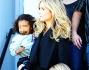 Heidi Klum dopo la separazione da Seal: eccola con i figli Henry e Leni a Los Angeles