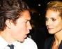 Sguardi complici ed intensi tra la top model e conduttrice Heidi Klum ed il toy boy Vito Schnabel