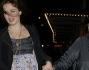 Helena Bonham Carter e la madre Elena Propper a spasso per le vie di Londra
