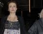 Helena Bonham Carter e la madre Elena Propper avvistate al Noel Coward Theatre per lo spettacolo Peter and Alice