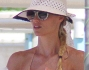 Sole e bikini al top per una Michelle Hunziker in dolce attesa?