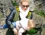 Michelle Hunziker al parco con le figlie: eccola con Celeste