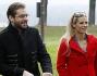 Michelle Hunziker e Tomaso Trussardi a passeggio il giorno dopo le nozze