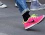 Le scarpe casual di Ilary Blasi