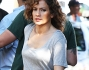 Jennifer Lopez sul set del suo ultimo film a New York