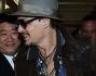 Johnny Depp ritrova il sorriso dopo la fine del suo matrimonio con vanessa Paradis