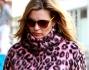 Kate Moss � stata vista indossare finalmente giacche in pelliccia sintetica invece di quelle vere