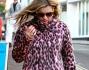 Kate Moss sembra aver deciso di seguire le critiche ricevute in passato dalla PETA