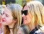 Kate Moss e Lila Grace hanno incontrato Meg Mathews e la figlia Anais