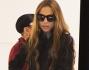 Allegra Versace accompagna la nota cantante durante il suo shopping meneghino