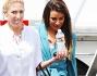 Lea Michele nelle prime immagini che arrivano dal set