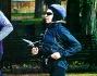 Lilli Gruber fa jogging con il marito Jacques Charmelot
