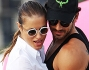 Lola Ponce e Aaron Diaz