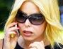 Una telefonata preoccupa Loredana Lecciso: eccola intenta nella conversazione