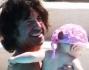Stef Burns con la piccola Jamie Carlyn