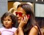 Magda Gomes  � tornata a Milano con la piccola Ysmin: foto