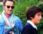 Francesco Facchinetti torna a casa con Tommaso Inzaghi