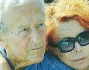 Marina Ripa di Meana con il marito Carlo