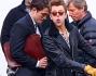 Robert Pattinson e Dane DeHaan sul set di Life