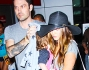 Brian Austin Green e Megan Fox scorati dalla polizia fino alla macchina al JFK di New York