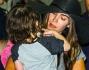 Megan Fox con il figlio Noah Shannon nato il 27 settembre 2012