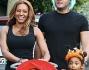 Mel B festeggia Halloween con la famiglia