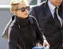 LE FOTO DI MICHELLE WILLIAMS SOLITARIA ALL'AEROPORTO DI NY