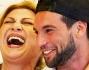 Nadia Rinaldi sembra divertirsi molto insieme a Ivano Marino