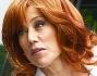 Chioma rosso carota per Nancy Brilli sul set di 'Sapore di Te'