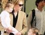 Nicole Kidman ritorna a Los Angeles con la famiglia dopo esser stata qualche giorno con la madre e la sorella per il lutto