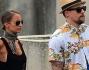 Look casual per la coppia: Nicole Richie e Joel Madden