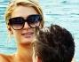 Un tuffo in piscina per Paris Hilton ed il suo toy boy River Viperi
