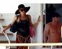 Paris Hilton avvistata a bordo di un mega yacht a largo delle Baleari